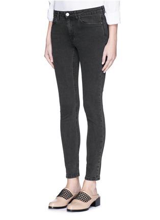 正面 -点击放大 - ACNE STUDIOS - SKIN 5弹性混棉牛仔裤