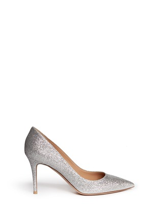 Main View - Click To Enlarge - Gianvito Rossi - Glitter pumps