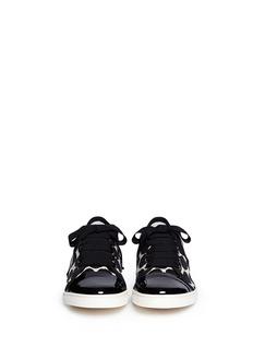 LANVIN'Basket Basse' spotted sneaker