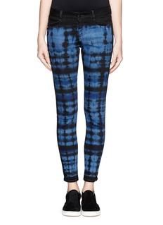 STELLA MCCARTNEYTie dye cotton jeans