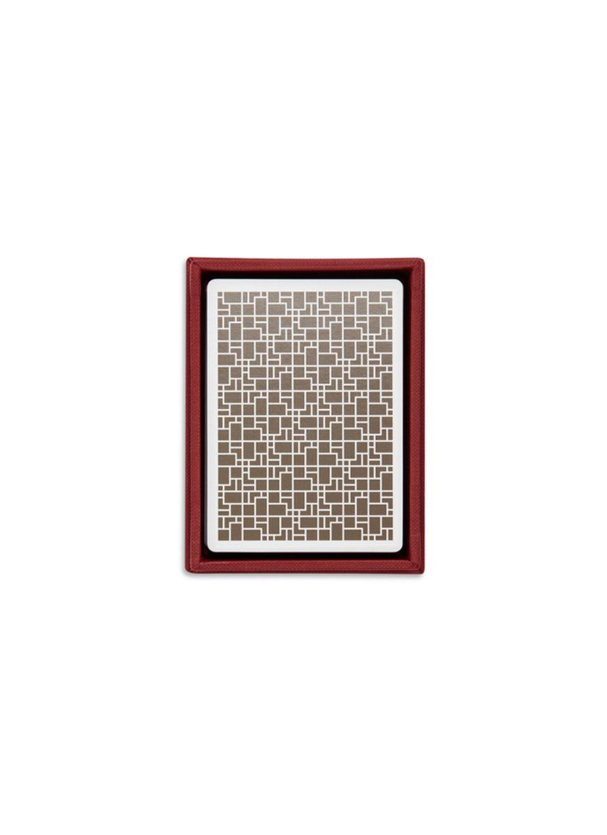 Wish playing card set by SHANG XIA