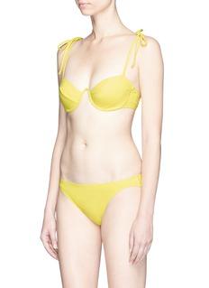 Araks'Myriam' underwired balcony bikini top