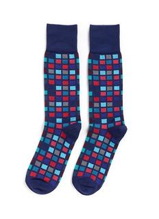 Paul Smith'Multi Tile' socks