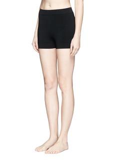 Alaïa Stretch knit shorts