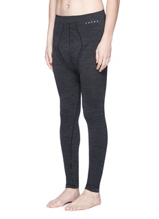 Falke Sports 'Wool-Tech' knit performance tights