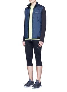 Falke SportsBack ventilation insert padded jacket
