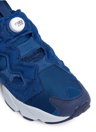 Detail View - Click To Enlarge - Reebok - 'InstaPump Fury SP' slip-on sneakers