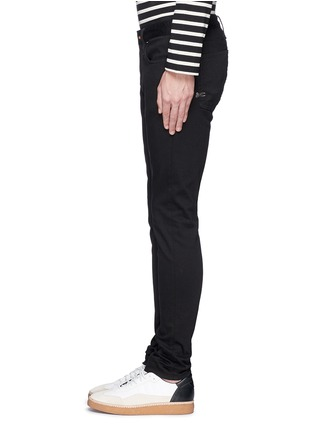 Detail View - Click To Enlarge - Denham - 'Bolt' fade proof skinny jeans