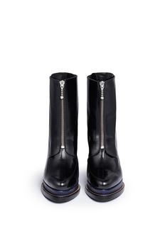 OPENING CEREMONY'Korinne' leather platform boots