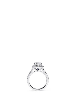 Front View - Click To Enlarge - VERA WANG LOVE - Boutique - diamond engagement ring
