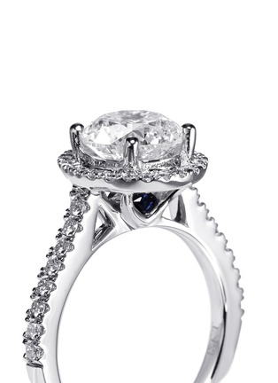 Detail View - Click To Enlarge - VERA WANG LOVE - Boutique - diamond engagement ring