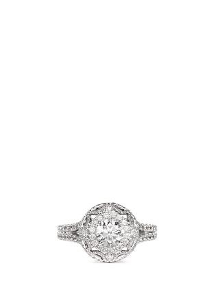 Main View - Click To Enlarge - VERA WANG LOVE - Tiara - diamond engagement ring