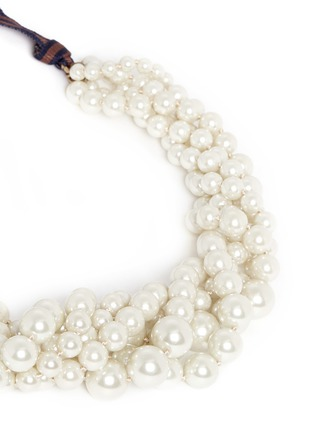 Detail View - Click To Enlarge - J.CREW - Pearl hammock necklace