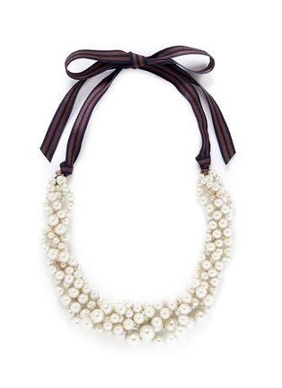 Main View - Click To Enlarge - J.CREW - Pearl hammock necklace