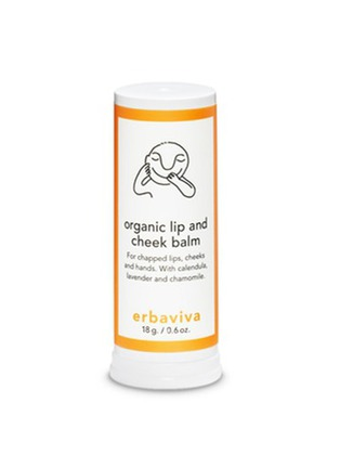 Erbaviva-Baby lip and cheek balm