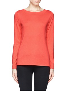 ST. JOHNSilk-cashmere sweater