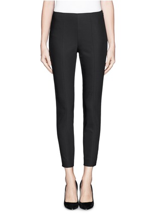 Main View - Click To Enlarge - ST. JOHN - Stretch cropped skinny pants