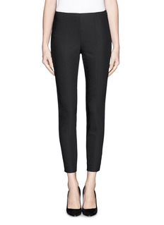 ST. JOHN Stretch cropped skinny pants