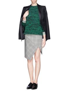 STELLA MCCARTNEYContrast cuff sweater