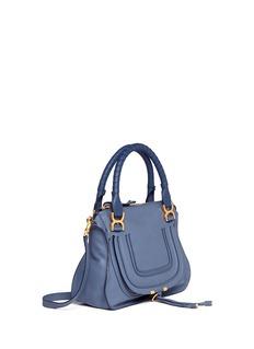 CHLOÉ'Marcie' medium leather shoulder bag