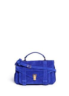 PROENZA SCHOULERPS1 medium suede satchel