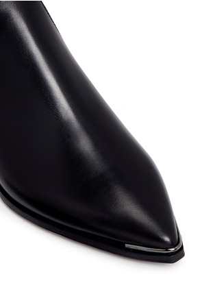 Detail View - Click To Enlarge - Acne Studios - 'Jenny' leather Chelsea ankle boots