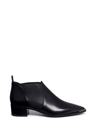 Main View - Click To Enlarge - Acne Studios - 'Jenny' leather Chelsea ankle boots