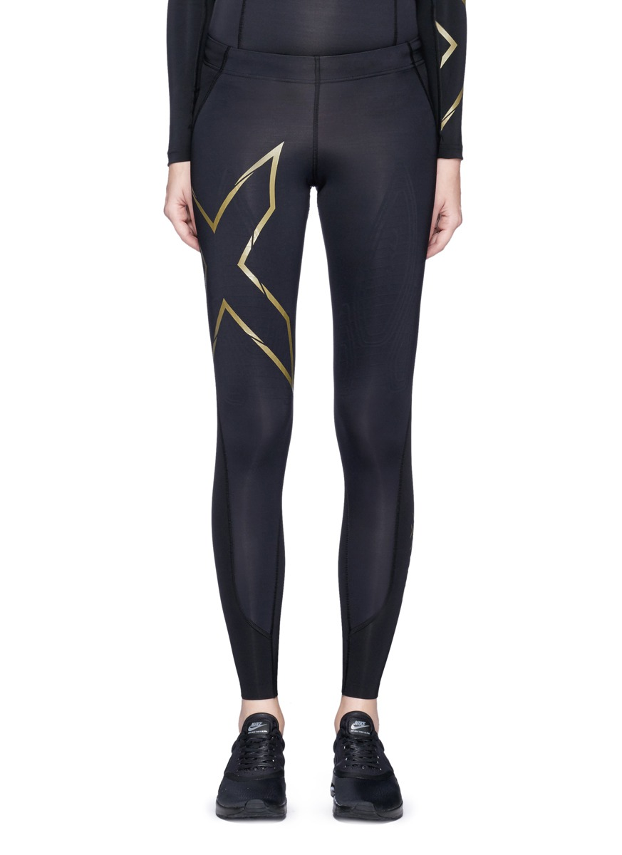 MCS Cross Training Compression performance tights by 2Xu