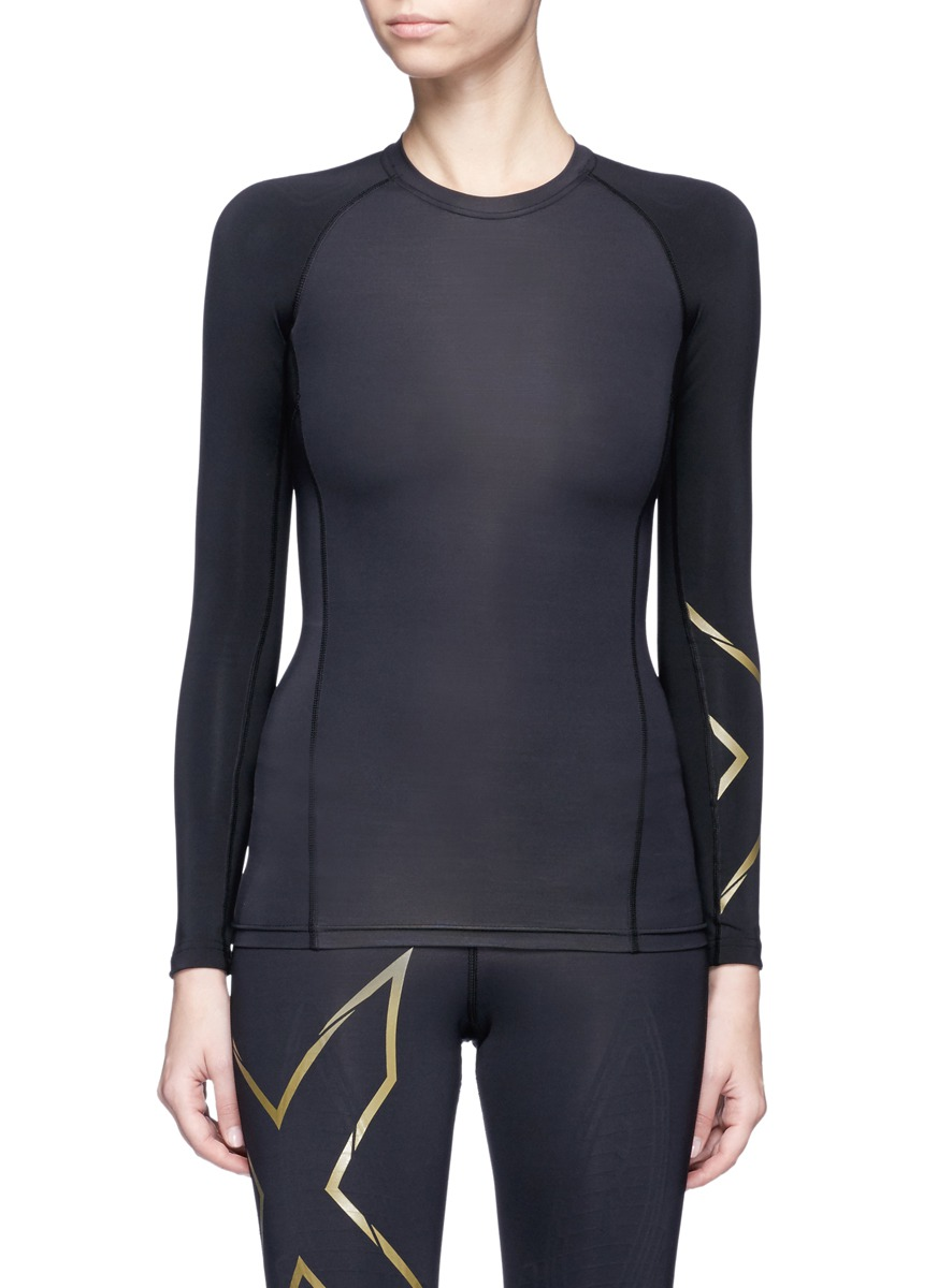 MCS Cross Training Compression performance top by 2Xu