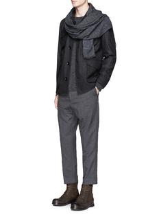 EidosWool cashmere blend M65 field coat