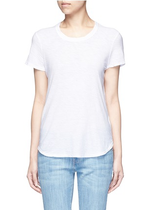 Main View - Click To Enlarge - James Perse - Cotton slub jersey T-shirt