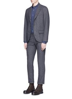 Barena'Carbonera' pinstripe soft blazer