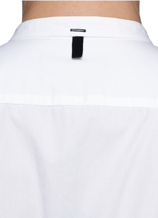 rag & bone - 'Mulholland' mandarin collar shirt