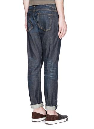 背面 - 点击放大 - RAG & BONE - FIT 2水洗低腰牛仔裤