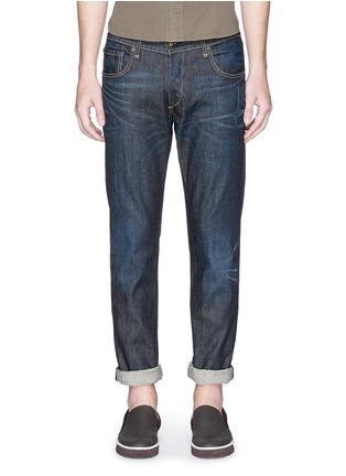 首图 - 点击放大 - RAG & BONE - FIT 2水洗低腰牛仔裤