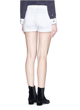 Back View - Click To Enlarge - Frame Denim - 'Le Cutoff' denim shorts