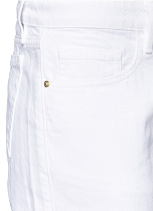 Frame Denim - 'LE GRAND GARÇON' cotton jeans
