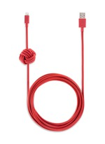Night lightning charging cable