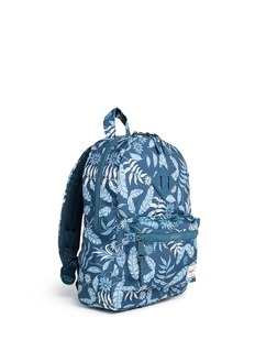 The Herschel Supply Co. Brand 'Heritage' hawaiian print canvas 9L kids backpack
