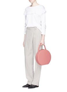 Mansur Gavriel 'Circle' calfskin leather bag