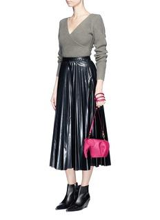 Loewe'Elephant' mini leather bag