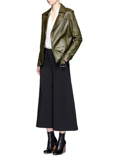 Theory 'Henriet' crepe culottes