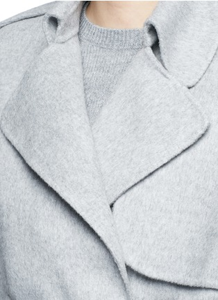 Theory - 'Oaklane' belted wool-cashmere coat