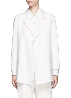 Theory'Clairene' felted wool-cashmere coat