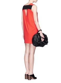 RAG & BONE'Phoebe' crepe shift dress