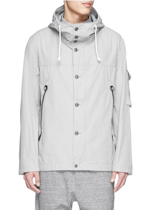 Main View - Click To Enlarge - Nanamica - Windbreaker cruiser jacket