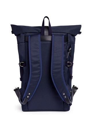 背面 - 点击放大 - NANAMICA - 折叠翻盖CORDURA®背包
