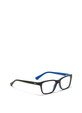 Figure View - Click To Enlarge - Ray-Ban - Square frame junior acetate optical glasses