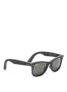 RAY-BAN'Original Wayfarer Denim' sunglasses