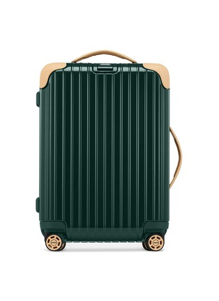 Main View - Click To Enlarge - RIMOWA - Bossa Nova Cabin Multiwheel® IATA (Jet Green/Beige, 32-litre)